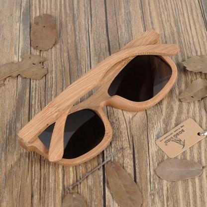 Ochelari de soare Bobo Bird BG003 lentila gri