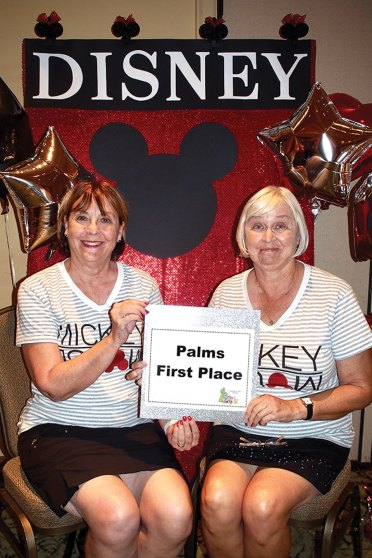 First Place Jane Kelly and Cindy Gramm