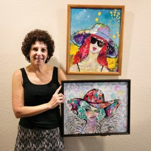 Jane Myers, October Artist of the Month