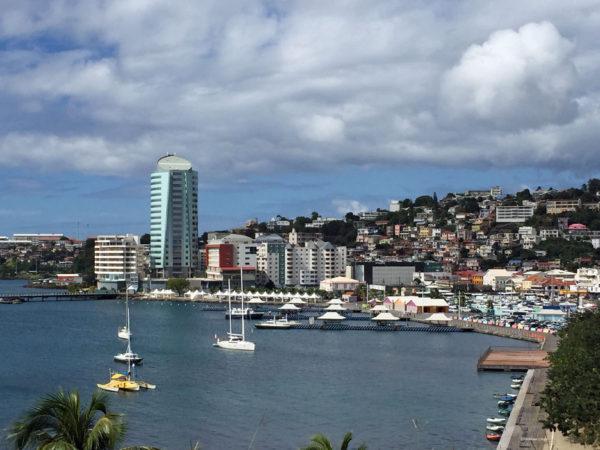 Waterfront Fort de France Martinique