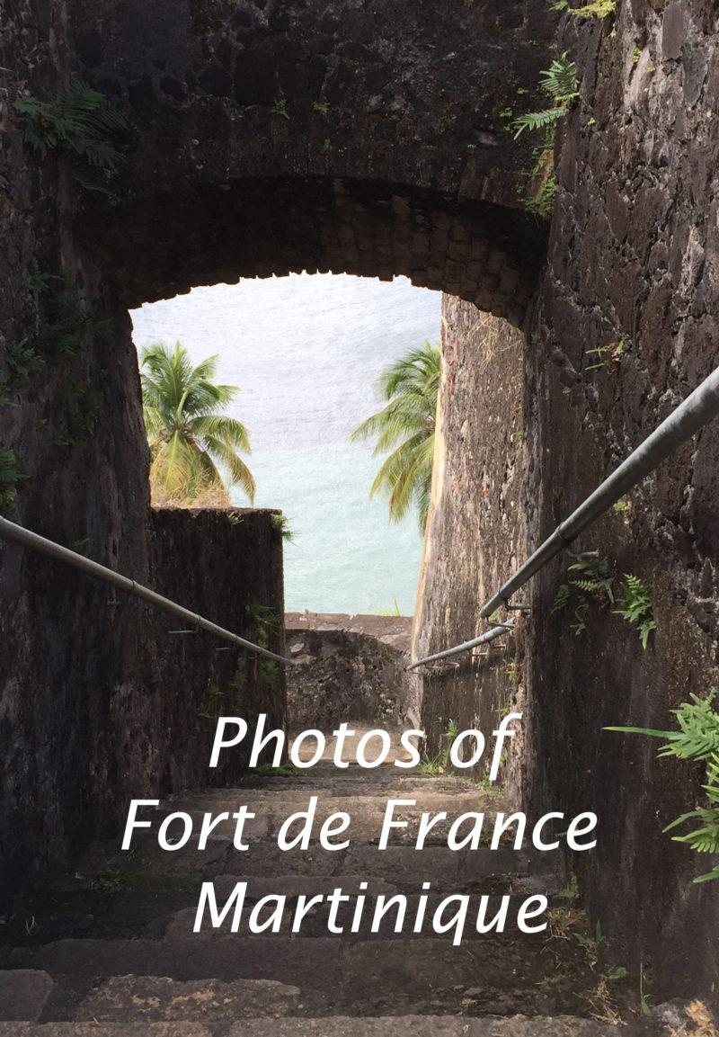 Photos of Fort de France Martinique