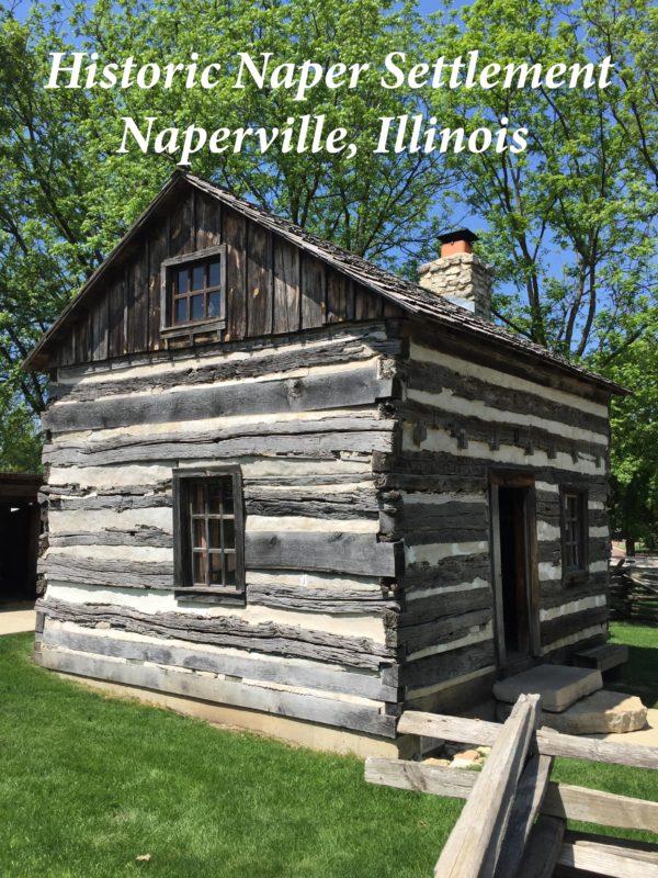 Historic Naper Settlement