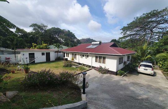 Lazare Lodge Baie Lazare Mahe