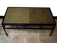 Custom Natural Stone Coffee Tables