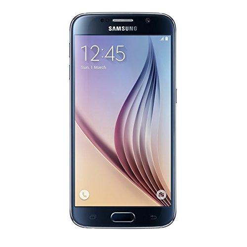 "Samsung Galaxy G920F-S6 32GB Factory Unlocked 5.1"" - International Sourced Version - Black"