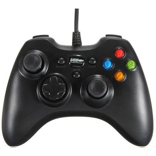 Xbox Style PC Controller Black
