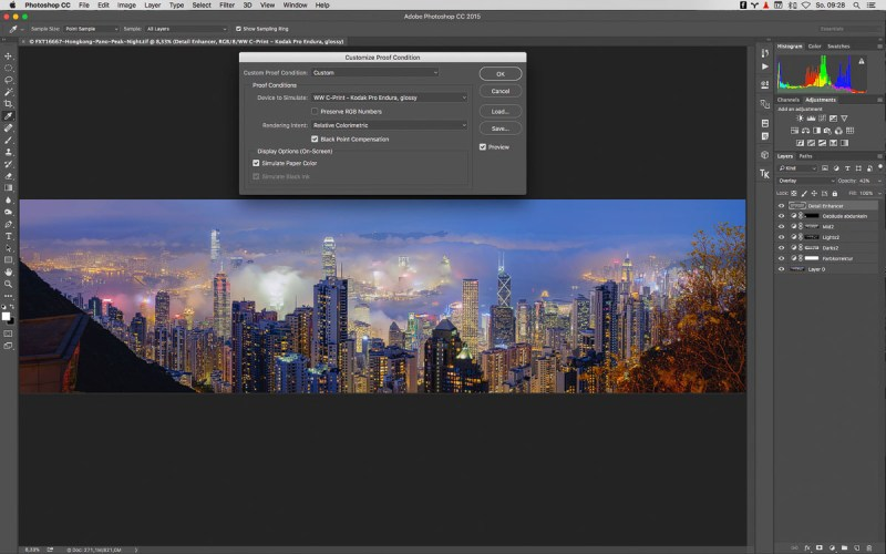 ICC Profil in Photoshop