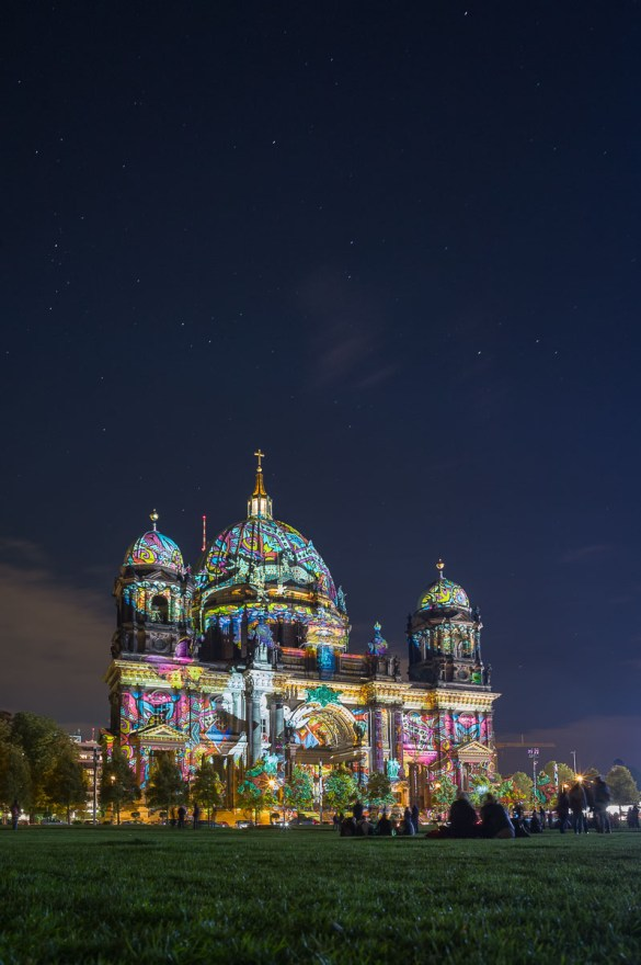 Berliner Dom, Festival of Lights