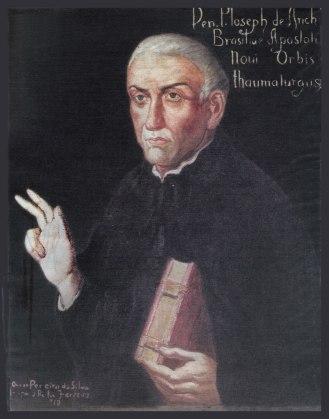 Padre José de Anchieta - Oscar Pereira da Silva.