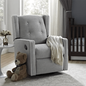 chairs for baby room summer lounge the best gliders and rockers inexpensive pricier options to