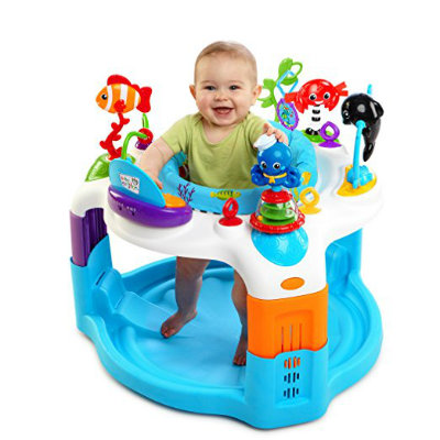baby bouncy chair age office ball best toys - play gyms, exersaucers and jumperoos | lucie's list