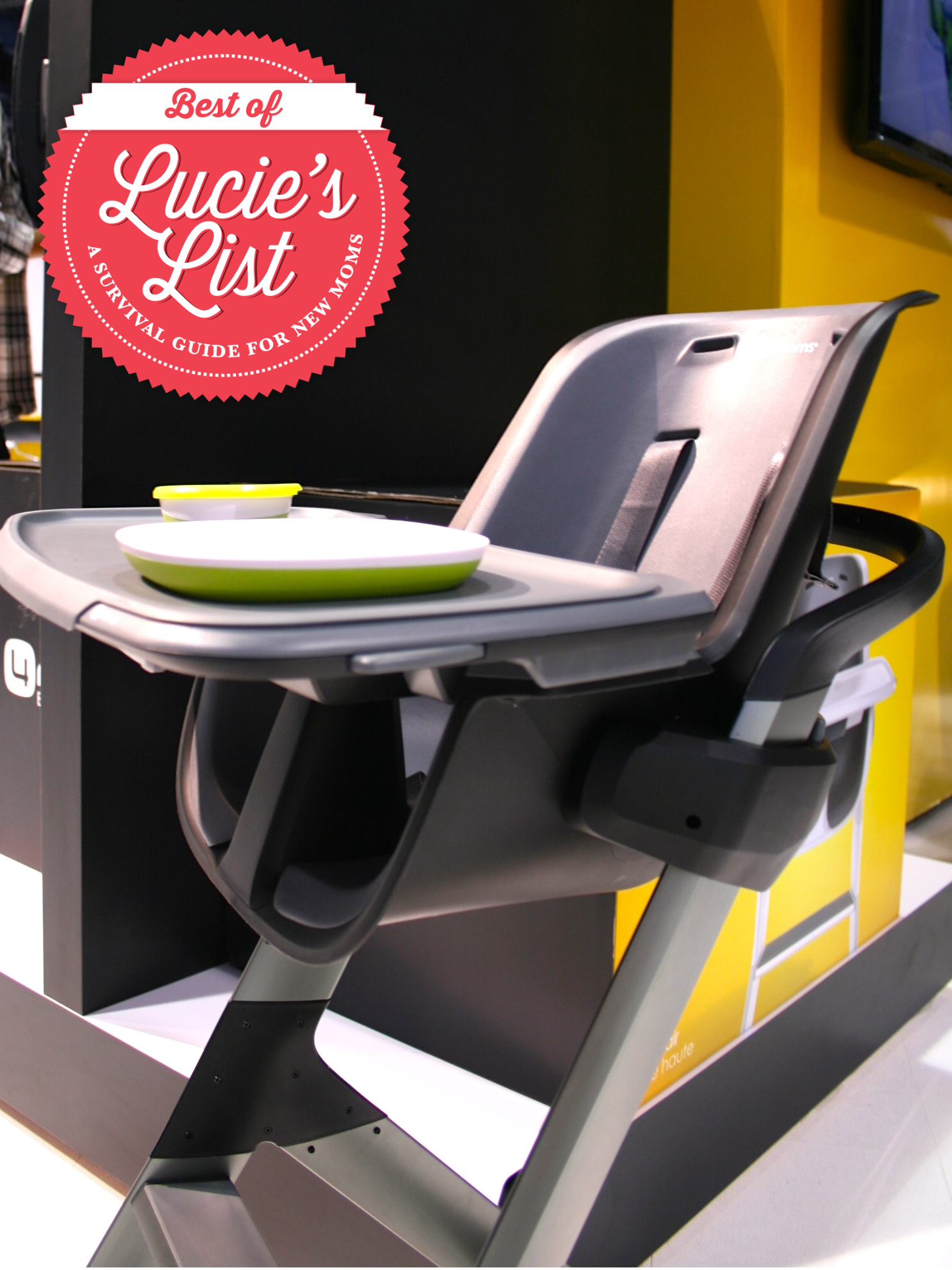 4 Moms High Chair Best In Show 2015 Abc Kids Expo Lucie 39s List Lucie 39s List