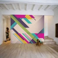 15+ What You Don't Know About Geometric Wall Paint Could Be Costing to More Than You Think
