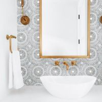 20+ Getting The Best Bathroom Tile Ideas 206