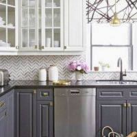 37+ Secrets About Colored Kitchen Cabinets Taupe Exposed 234