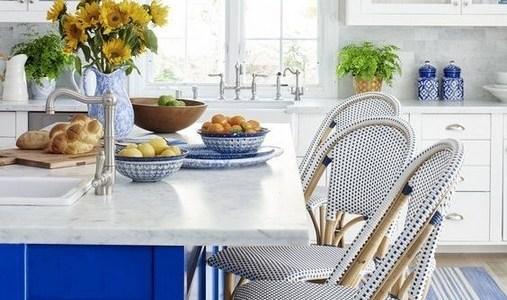 37+ The Secret to Coastal Blue Kitchen