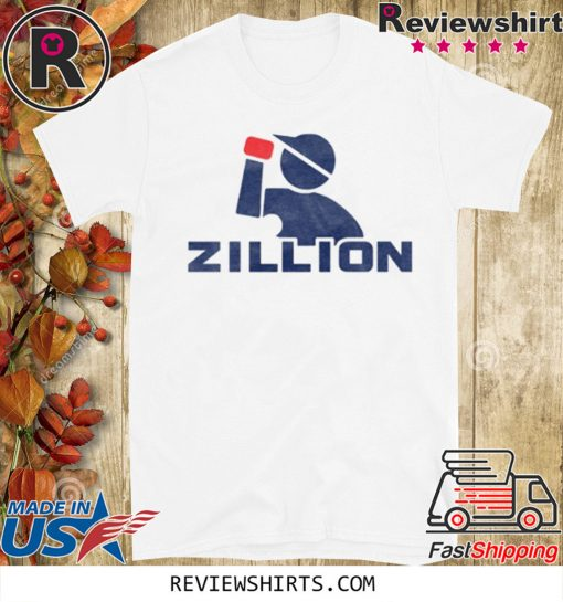 Zillion Beers Sox Shirt