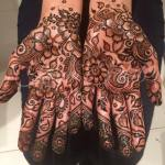 Women Hand Mehndi Designs 2016