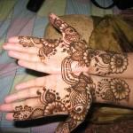 Beautiful Hand Mehndi Designs 2016