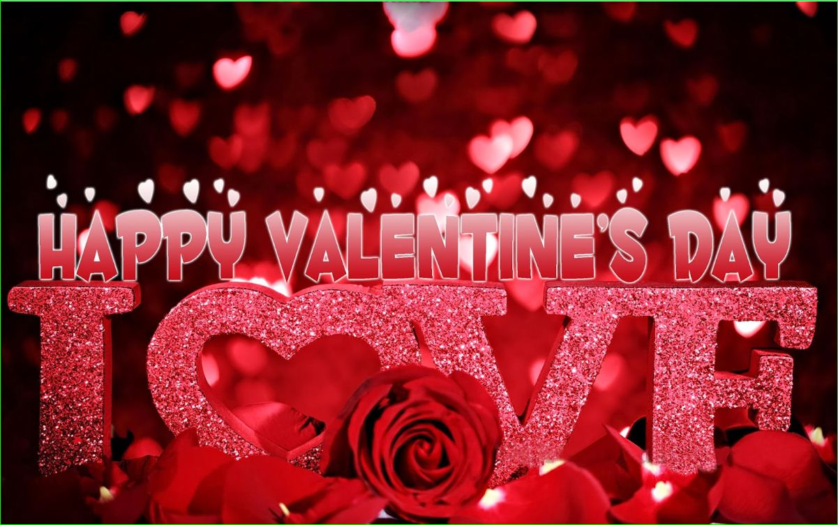 Love Wallpapers Valentine Day : Happy Valentines Day 2016 Wishes cards Images HD Wallpapers Bise Result