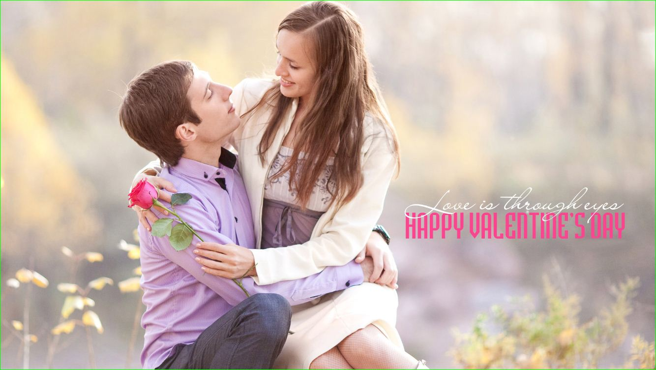 Cute Lovable Couple Wallpapers Happy Valentines Day 2020 Wishes Cards Images Hd Wallpapers