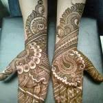 Party Hand Mehndi Designs 2017