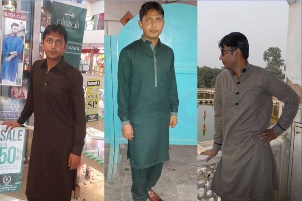 Men Kurta Dresses 2017 Eid-ul-Fitr