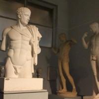 Le musée des moulages de l'Université de la Sapienza - Rome
