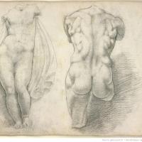 Voir Rome en 1575, le carnet de dessins d'un sculpteur rémois