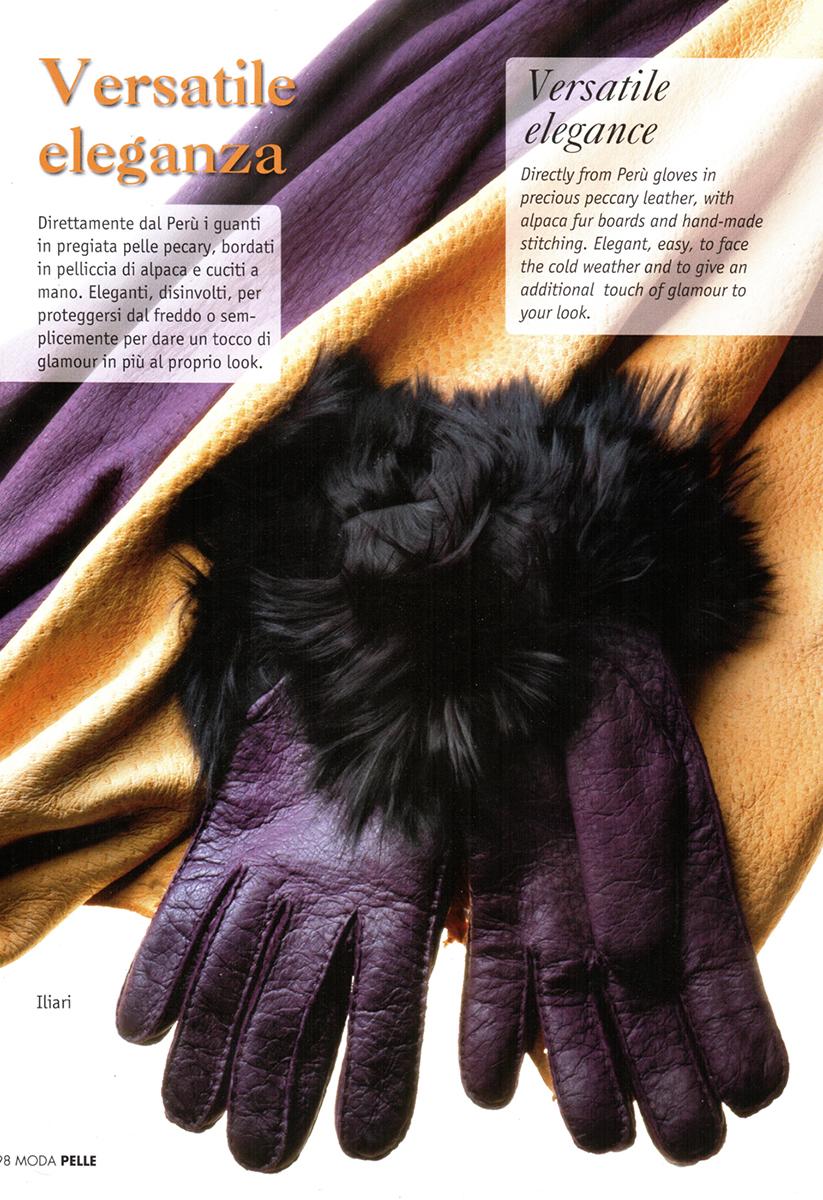 Modapelle Magazine - 1