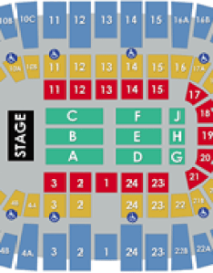 Pechanga arena san diego concert layout also seat viewer rh pechangaarenasd