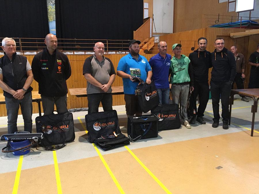 Concours Feeder du PFC à Saint Rome de Tarn