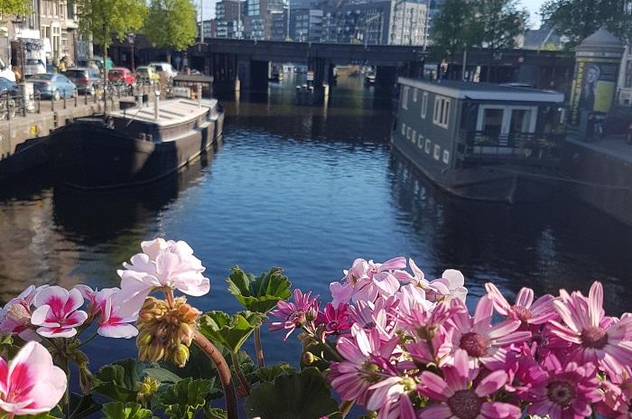 Les petits bonheurs et favoris Lifestyle - Voyage solo Amsterdam
