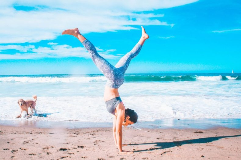 Découvrir le yoga autrement