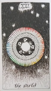 Côtoyer les étoiles - Wild Unknown Tarot World