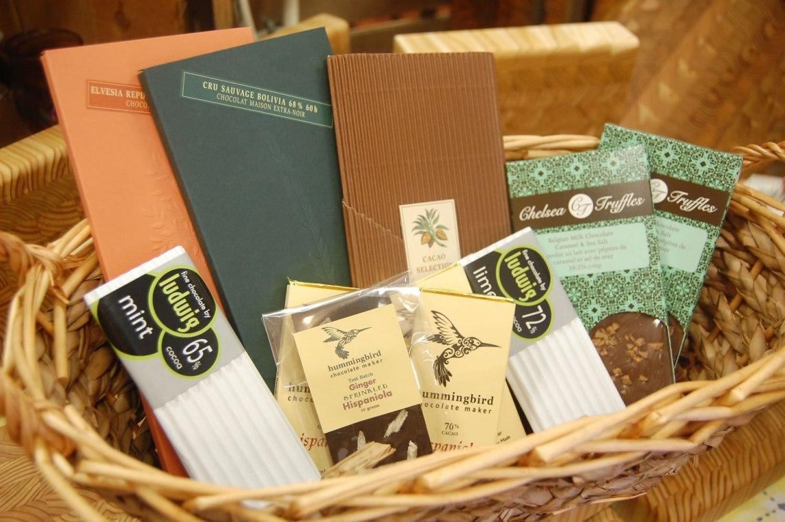Ottawa-Gatineau handmade chocolate