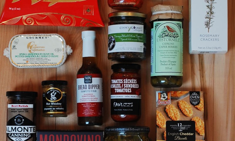 The Cocktail Hour Gift Basket