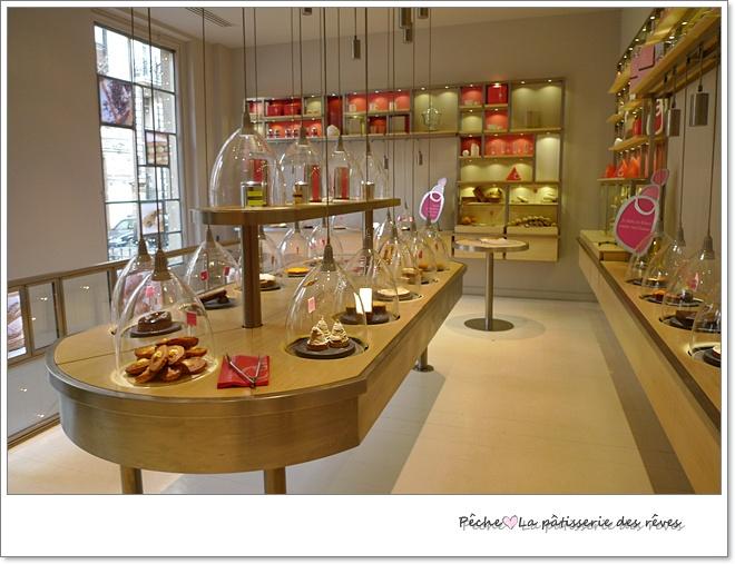 來巴黎夢幻甜點店湊熱鬧!   貝許
