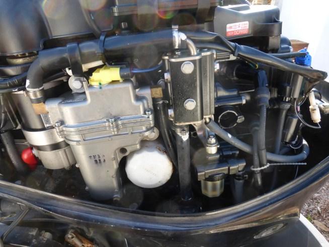 moteur vue latérale