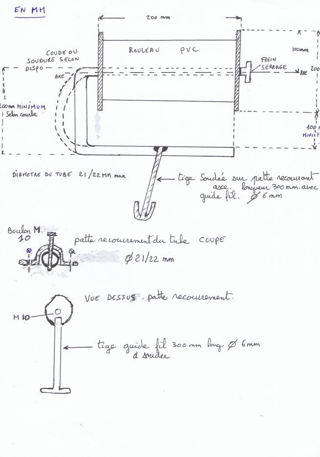 Plan enrouleur ligne traine (2)