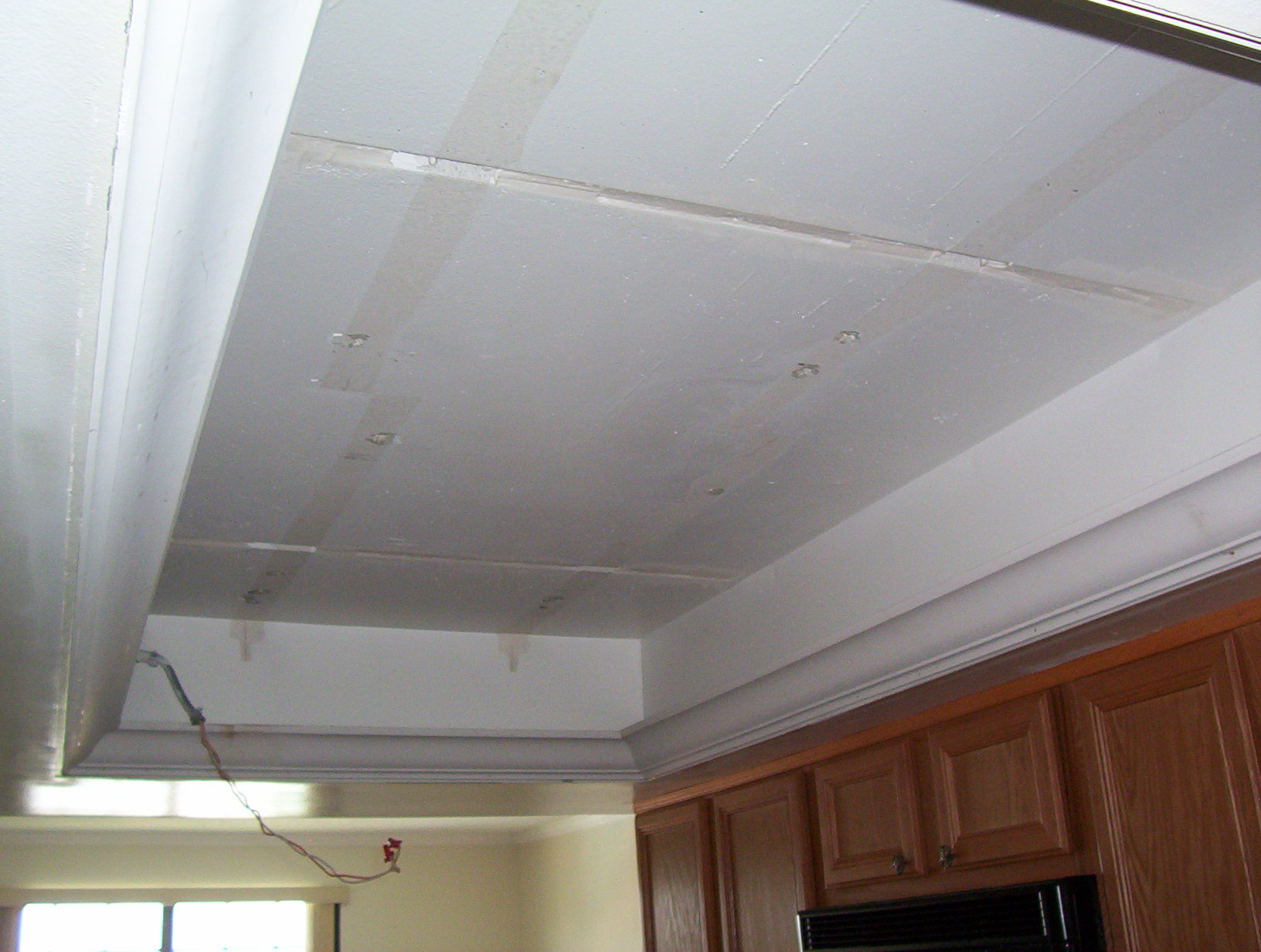 kitchen ceiling lighting storage bench what to do with my old drop