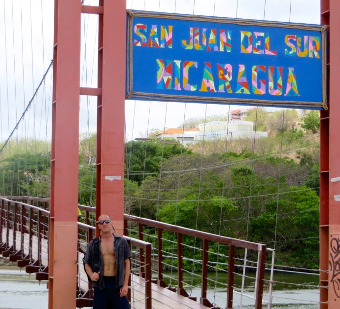 Welcome to San Juan del Sur.
