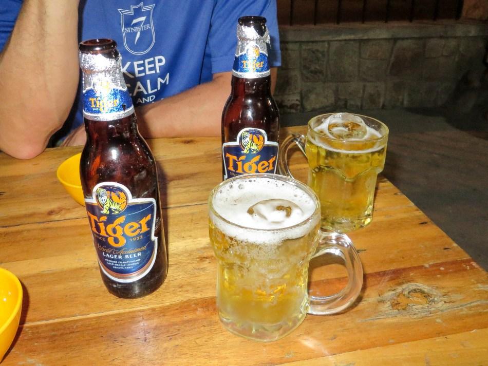 Restaurant Beer
