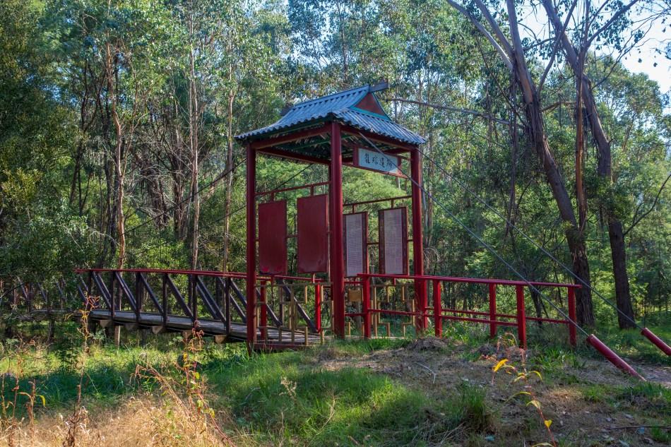 Chinese Swing Bridge