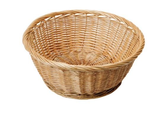 Small Wicker Hamper Small Round Wicker Hamper Basket - Pecks Farm Shop And Hampers
