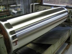 JacoTech 75 lpi Chromed Engraved Cylinder 12-15-08