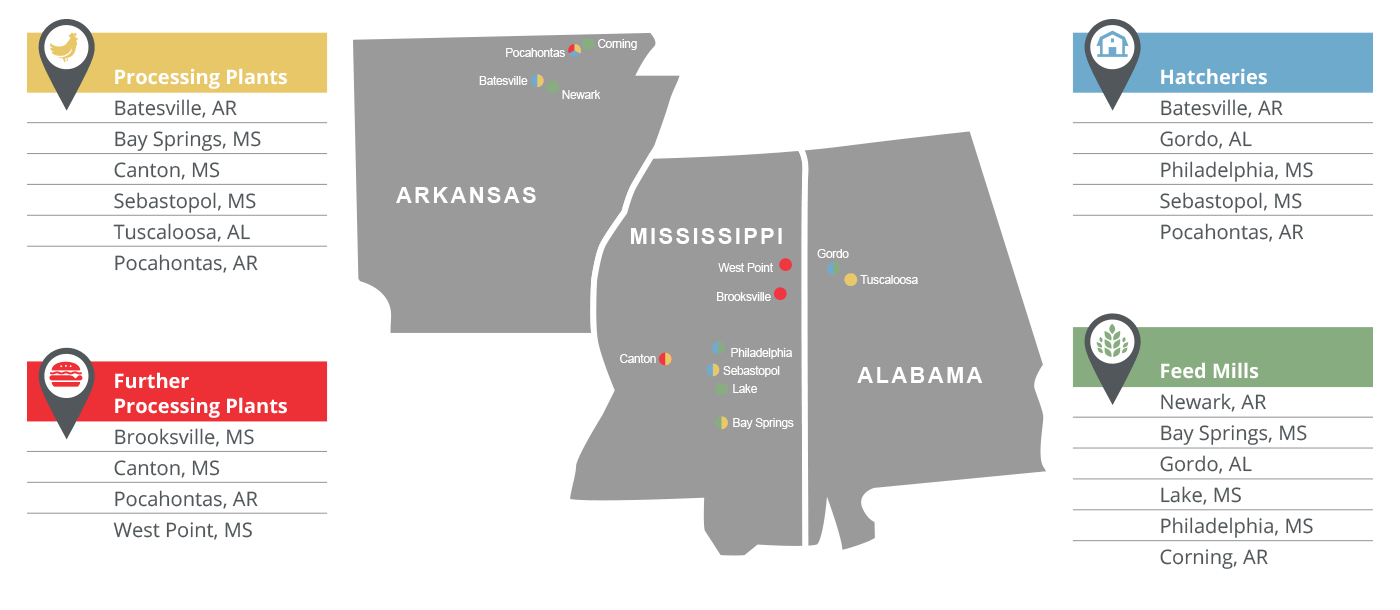 hight resolution of locations and employment information