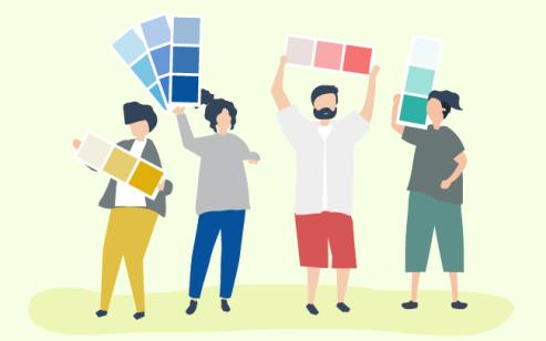 カラー別にみてみる!WEBデザインにおける配色パターン