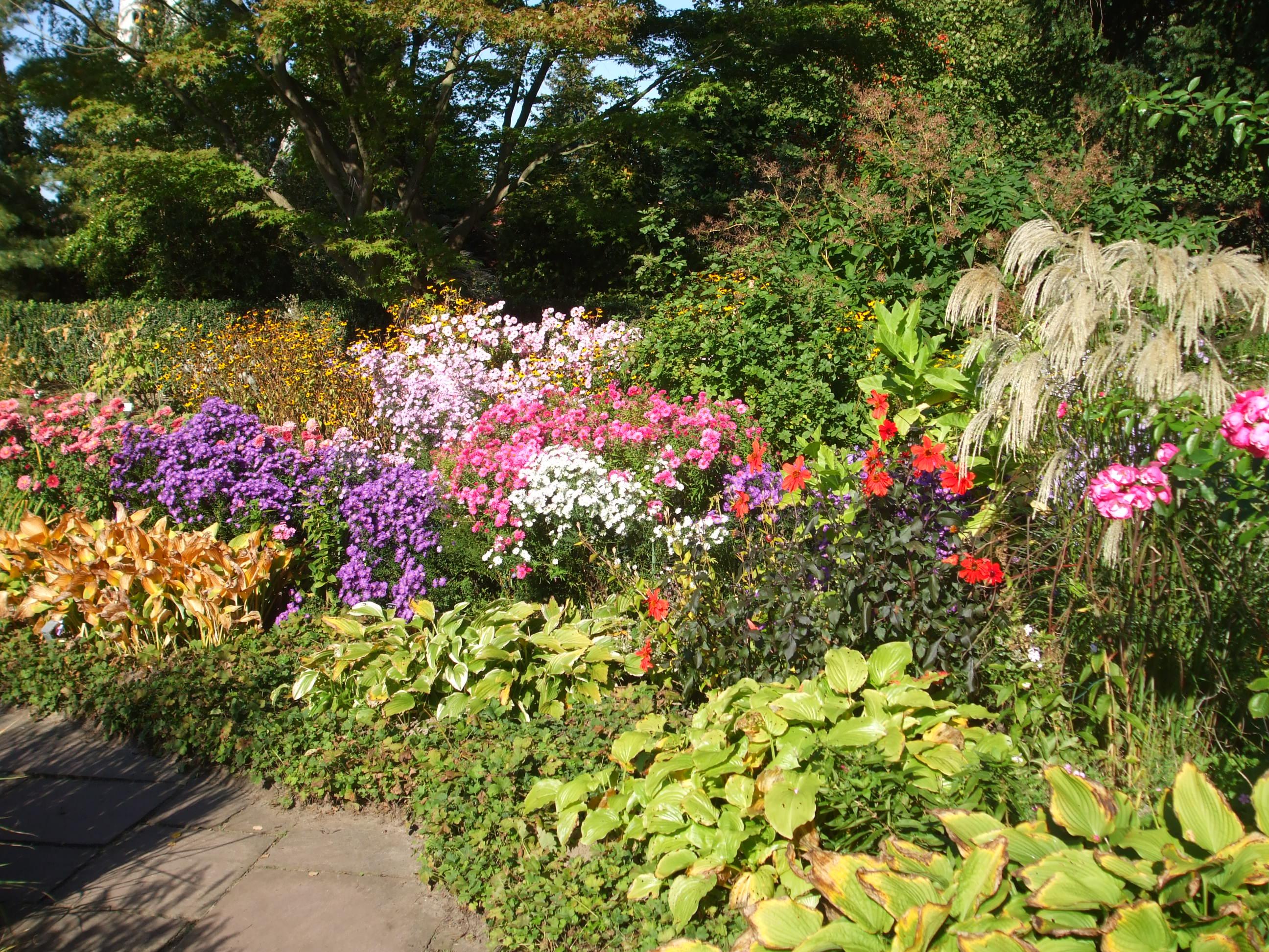 Karl Foerster Garten Bornim Herbst 1 Garten – Träume Und Räume