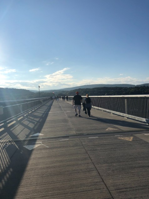 Walkway Over the Hudson River